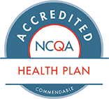 NCQA commendable seal